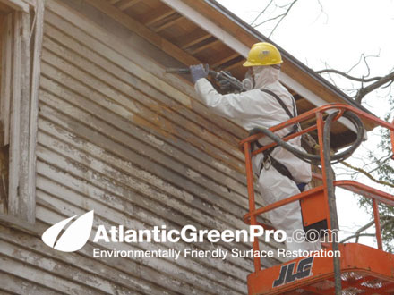 Old wooden house restoration pictures