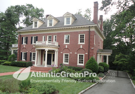 Stucco And Brick Exterior brick stone stucco restoration
