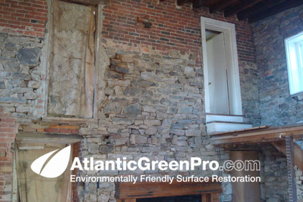 Brick Stone Stucco Restoration