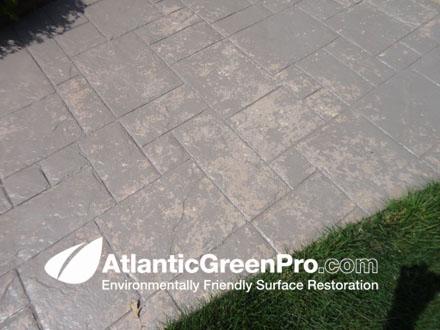 Atlantic Green Pro Residential Sandblasting